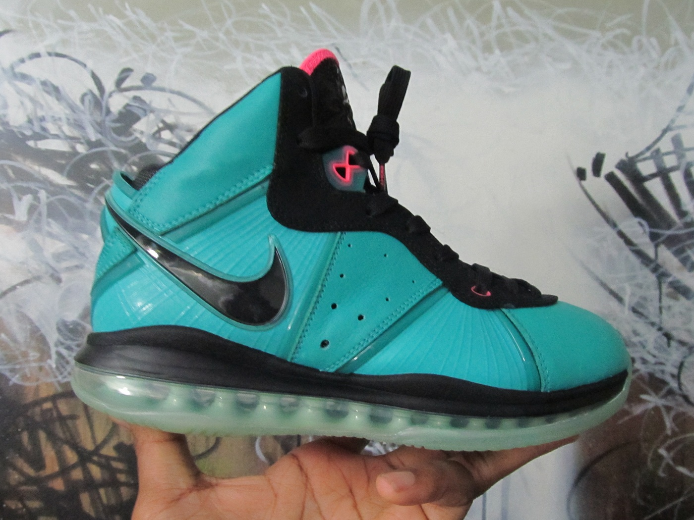 lebron 8 south beach. lebron 8 south beach d